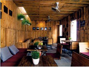 Âm thanh quán cafe
