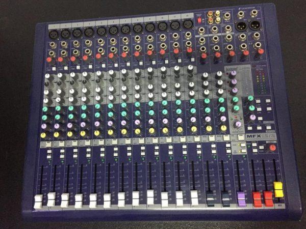 soundcarft analog