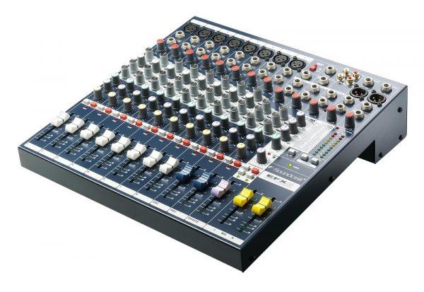 mixer analog soundcarft